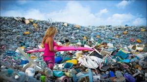 النفايات البلاستيكية تهدد كوكب الأرض