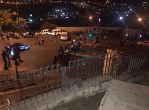 حصيلة ساعات من العدوان  ..  عشرات الإصابات والمعتقلين في القدس