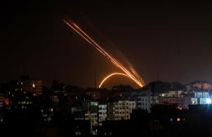 26 إصابة بين المستوطنين في قصف عسقلان