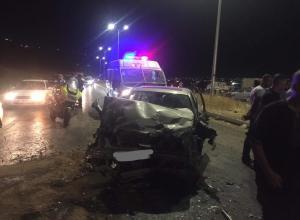 10 إصابات بحادث تصادم في بيرين