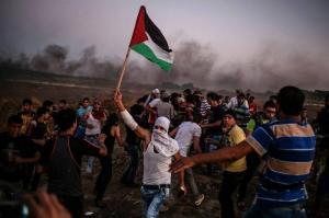 استشهاد فلسطيني اصيب بمسيرات العودة في غزة