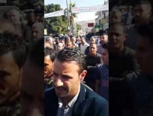 أردنيون يحتفلون باستعادة الباقورة والغمر في الأغوار الشمالية