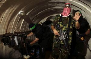 صحيفة إسرائيلية: حماس تستعد للحرب بالأنفاق