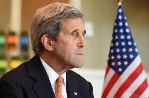 تسريب لكيري: واشنطن رفضت التلويح بالحل العسكري بسوريا