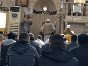 الاوقاف تطلب من الخطباء تصوير صلاة الجمعة