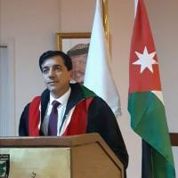 تهنئة للدكتور عبدالله الشورة