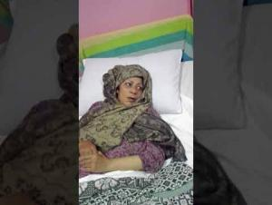 مواطنة عراقية مشلولة جراء شظية تقبع في مستشفى بعمان منذ 9 أشهر