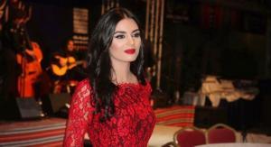 لينا القيشاوي على شاشة أهم التلفزيونات العربية!