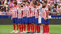 """أتلتيكو مدريد يعزز صدارته بثنائية في """"مؤجلة"""" إشبيلية"""
