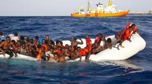 إنقاذ 6500 مهاجر