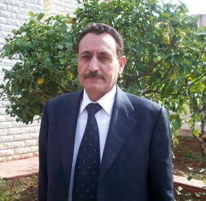 عبدالله العسولي مرشح عشائر الوسط بلواء كفرنجة