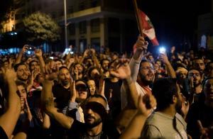 مقتل متظاهر برصاص الجيش اللبناني جنوب بيروت