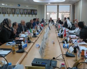 لجنة تأمين السيارات العربية تناقش واقع المكاتب العربية الموحدة