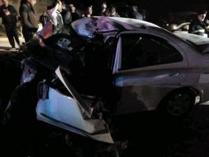 وفاتان و10 إصابات بحادث مروع في المفرق