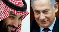 نتنياهو يستحق العفو من ولي العهد السعودي