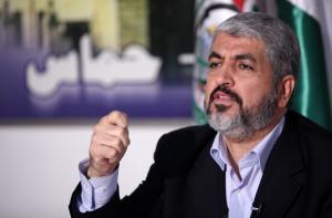 مشعل يكشف قرب إعلان الرئيس الجديد لحماس ..