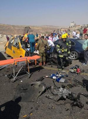 6 قتلى بحادث سير شمال الضفة المحتلة