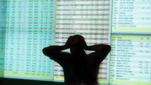 مؤشر البورصة ينخفض بافتتاح تعاملاته