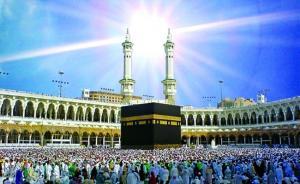 الشمس تتعامد مع الكعبة  أول أيام رمضان