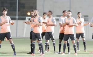 """""""الأردن الرياضية"""" تبث مباراة النشامى ولبنان الليلة"""