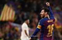 ثلاثية برشلونة تنهي معجزات مانشستر يونايتد