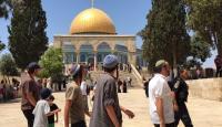 مستوطنون من داخل الحرم القدسي يطالبون بطرد الأوقاف الإسلامية