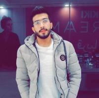 نورس الدعدع يهنئ احمد خضر بعيد ميلاده ال 22