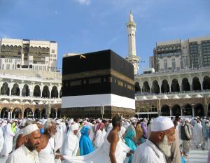 استكمال تفويج الحجاج الى مكة