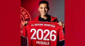 بايرن ميونخ يوقع عقداً احترافياً مع موسيالا حتى 2026