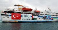 """أسطول الحرية يستعد لإطلاق """" سفينة العودة """""""