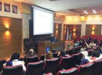ورشة عمل لكلية الآداب والعلوم  بجامعة عمان الاهلية