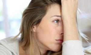 الاكتئاب الحاد ..  الأسباب والأعراض