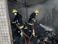 3 وفيات بحريق داخل مطعم قرب الجامعة الأردنية