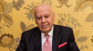وفاة رجل الأعمال الأردني توفيق فاخوري