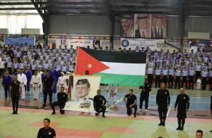 الإتحاد الرياضي للشرطة يحتفل بالأعياد الوطنية (صور)