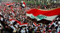 العراق ..  مظاهرات حاشدة وجلسة مرتقبة للبرلمان