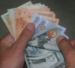 المالية: الرواتب في موعدها