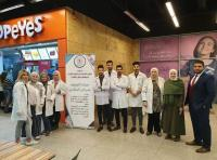 """حملة توعوية بمرض السكري في """"عمان الاهلية"""""""