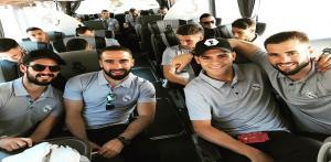 ريال مدريد يصل إلى ميامي استعدادا للكلاسيكو