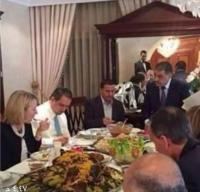 حقيقة صورة دعوة النائب الزعبي لسفيرة الكيان الصهيوني