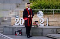 تهنئة لـ عبدالله الحسيني بمناسبة التخرج
