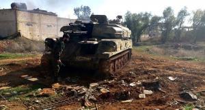 واشنطن تتخلى عن خفض التصعيد قرب الحدود الأردنية السورية