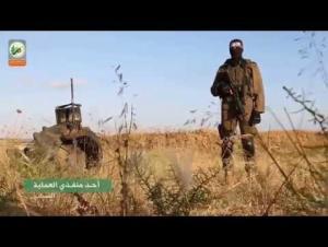 """""""الضباب"""" ..   مشاهد حقيقية لأسر جندي صهيوني في غزة"""