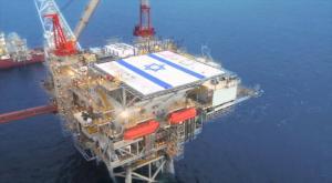صواريخ المقاومة تستهدف حقل الغاز الصهيوني المغذي للأردن