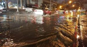 الأمانة تدعو التجار لتفقد المضخة الغاطسة للمياه