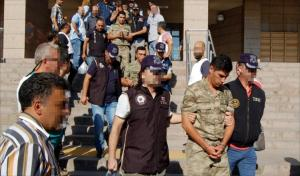 تركيا : إخلاء سبيل 1200 جندي شاركوا فى محاولة الانقلاب