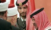 الأميران هاشم وفهدة يرزقان بمحمد
