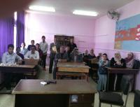 جمعية المركز الإسلامي تُجري تصفيات مسابقة الخطابة في مدارسها