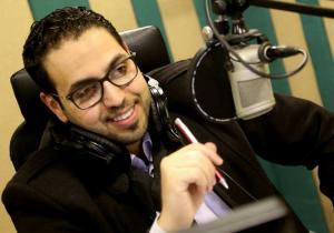 الاعلامي محمد أبو حلقة يرزق بمولودة جديدة