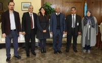 ورشة عمل عن براءات الاختراع الأردنية والدولية في جامعة الزرقاء